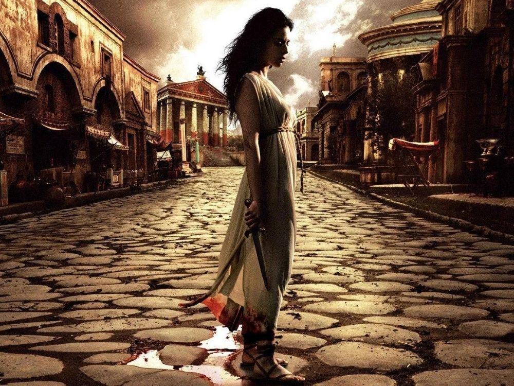 Rzym - prawdziwa historia Juliusza Cezara