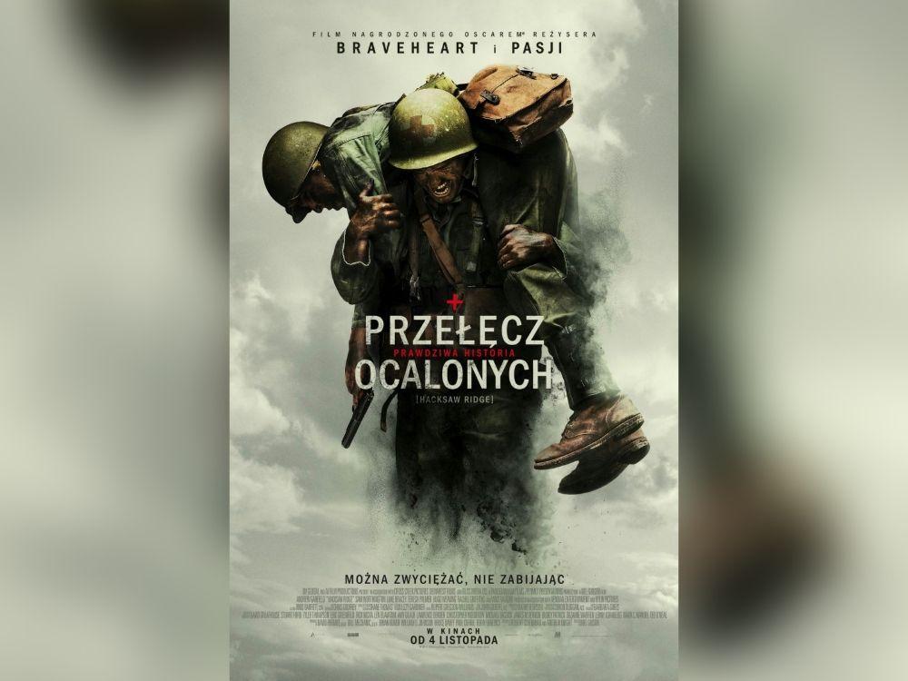 Przełęcz ocalonych - pacyfista na wojnie