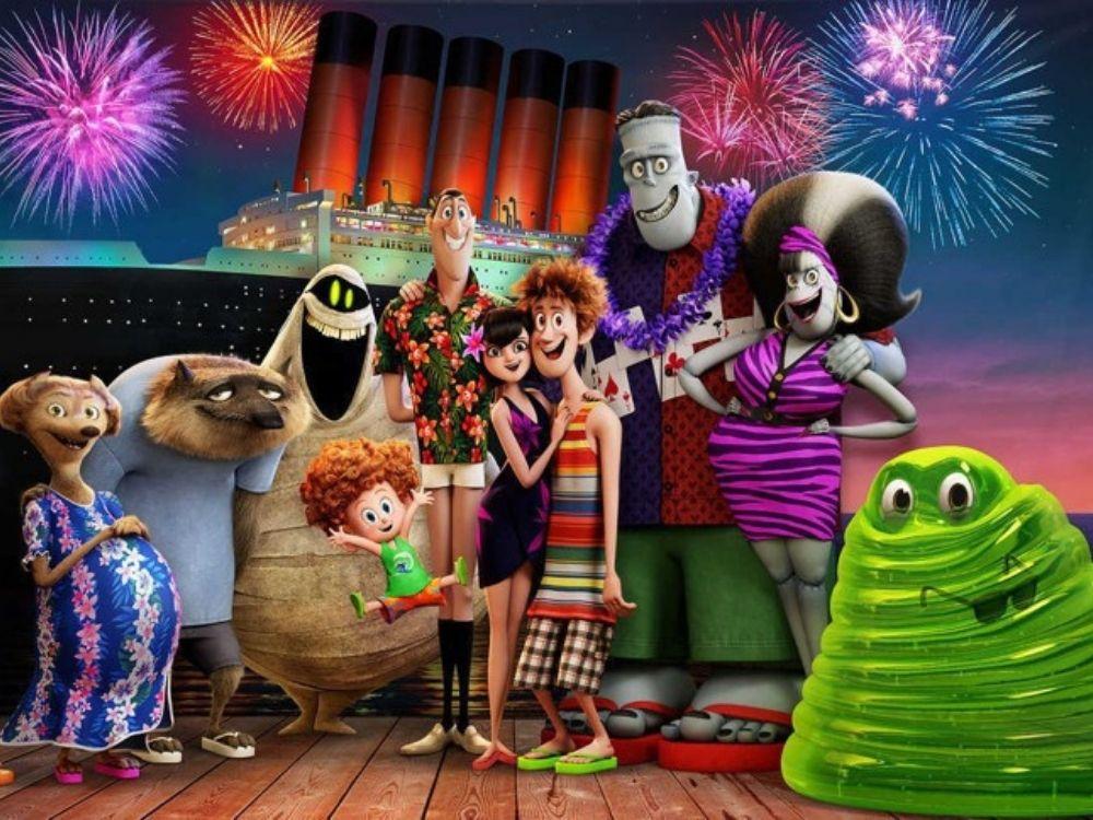 Hotel Transylwania 4 - jest zwiastun animowanej komedii