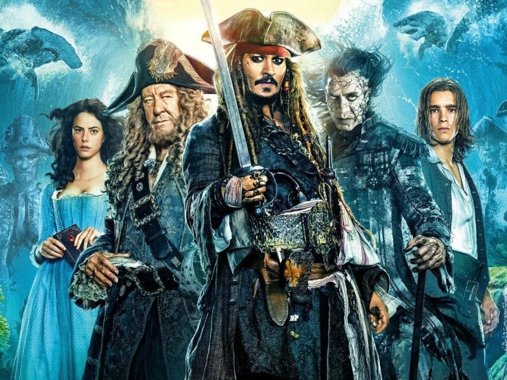 Geoffrey Rush – nie tylko kapitan Barbossa. Znacie wszystkie filmy z jego udziałem?