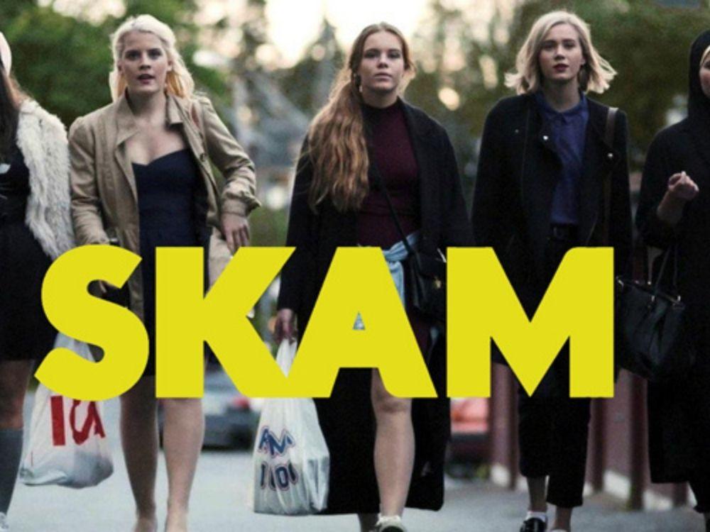 Skam - nastoletnie życie
