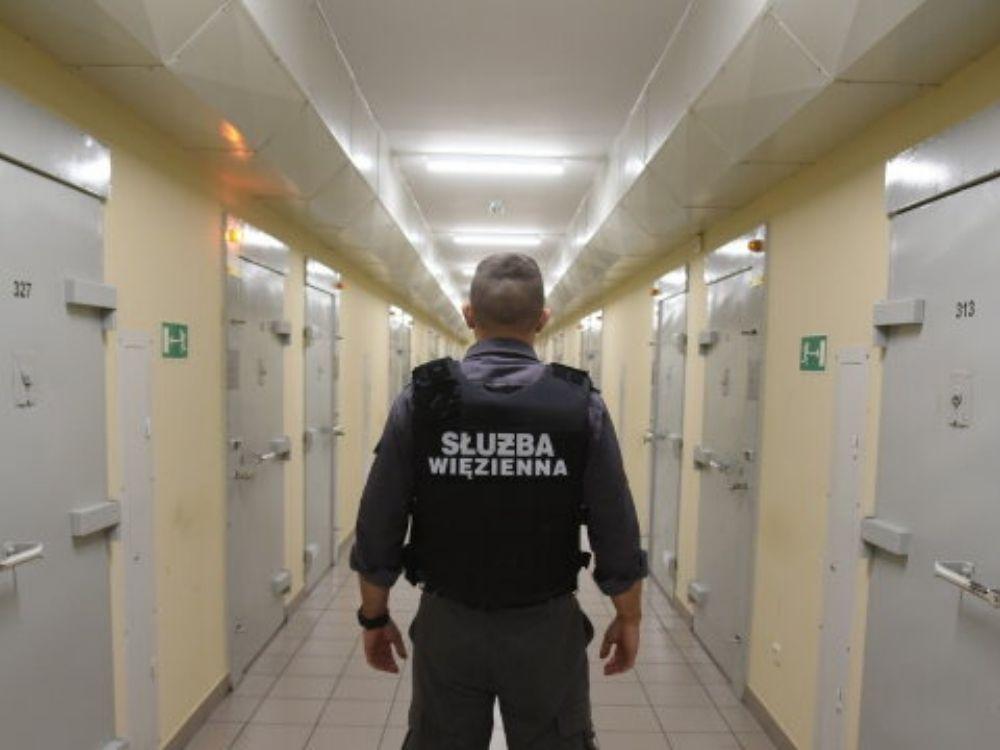 Służba Więzienna - praca w zakładzie karnym