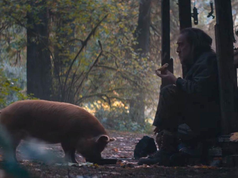 Świnia (2021) online | Obsada, fabuła, zwiastun