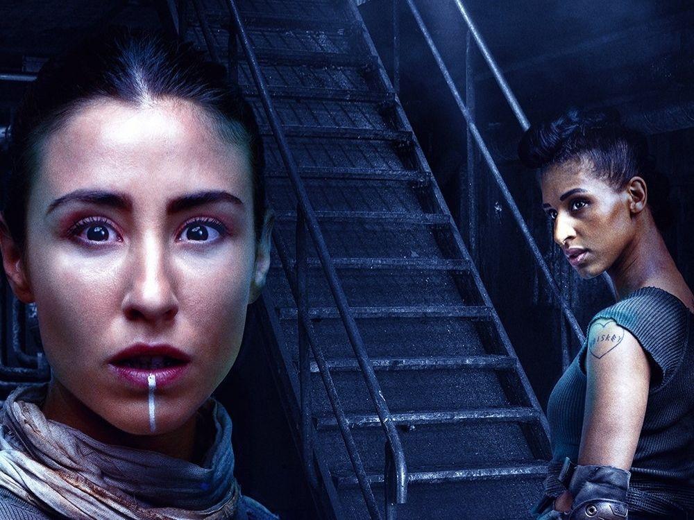 Dystopia (2021) online - opis serialu. Gdzie oglądać?