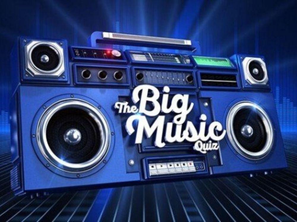Big Music Quiz - wielka, muzyczna zabawa!