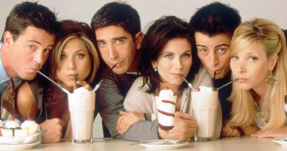Friends - kultowy serial. Czy ktoś to jeszcze ogląda?