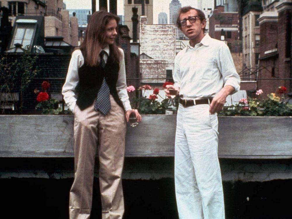 Annie Hall (1977) -  miłość przychodzi znienacka