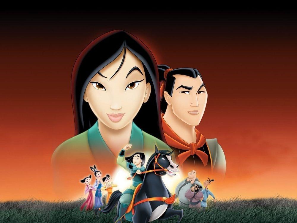 Mulan II - kolejna trudna misja