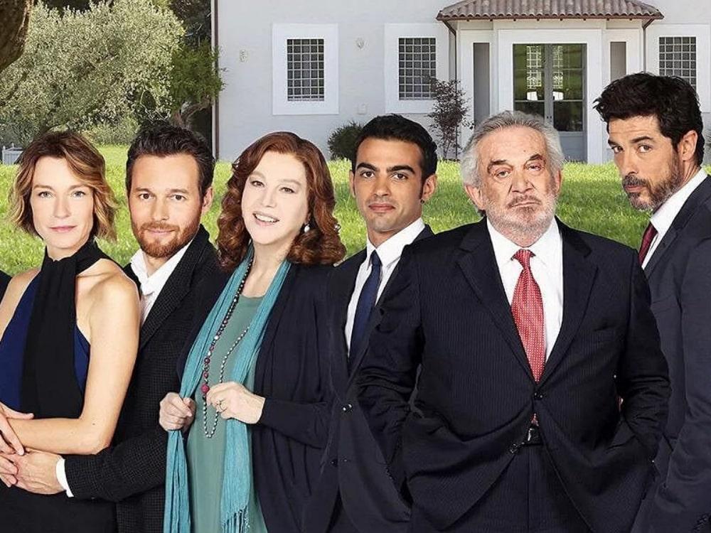 Włoska rodzina – kto przejmie władzę nad rodzinną firmą?