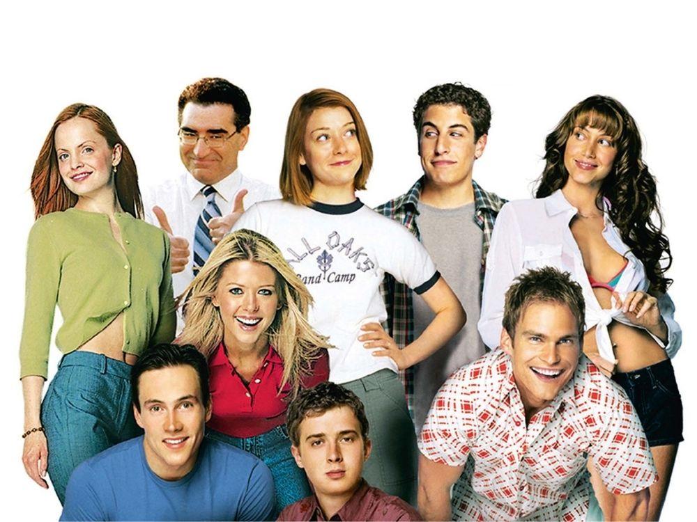 American Pie 2 - niegrzeczna studencka komedia