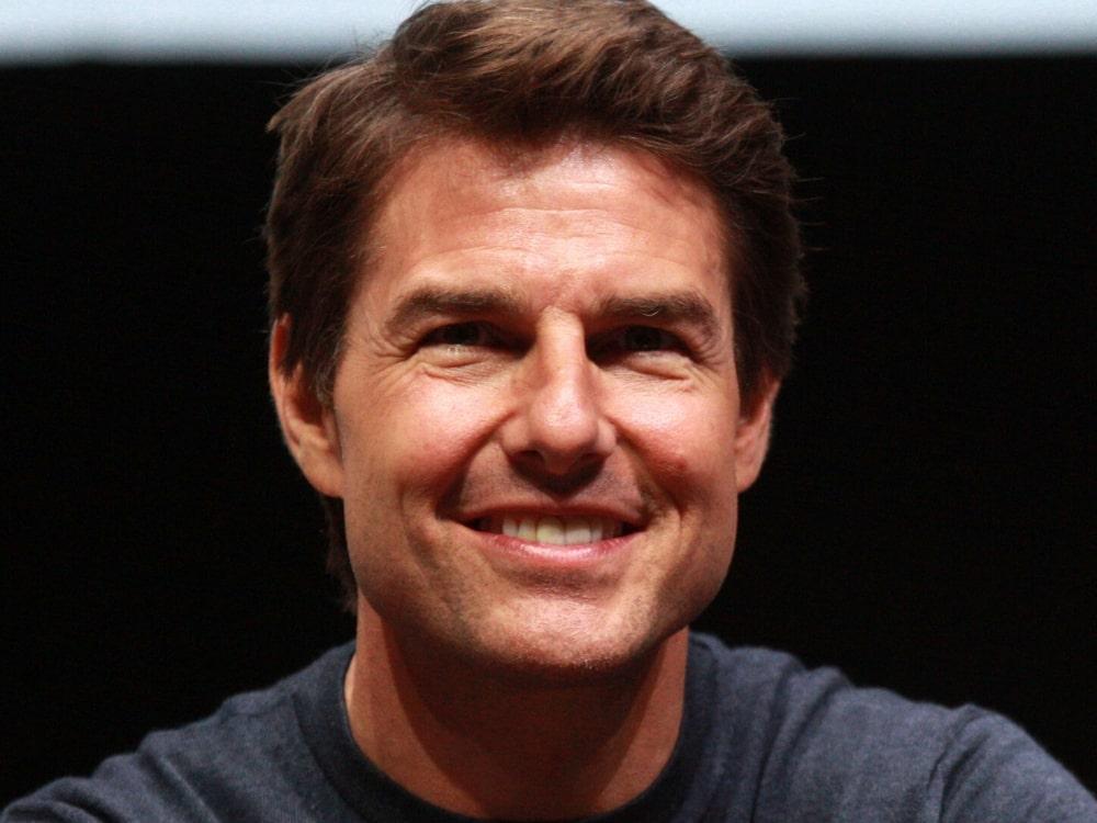 Tom Cruise nakręci film w kosmosie!