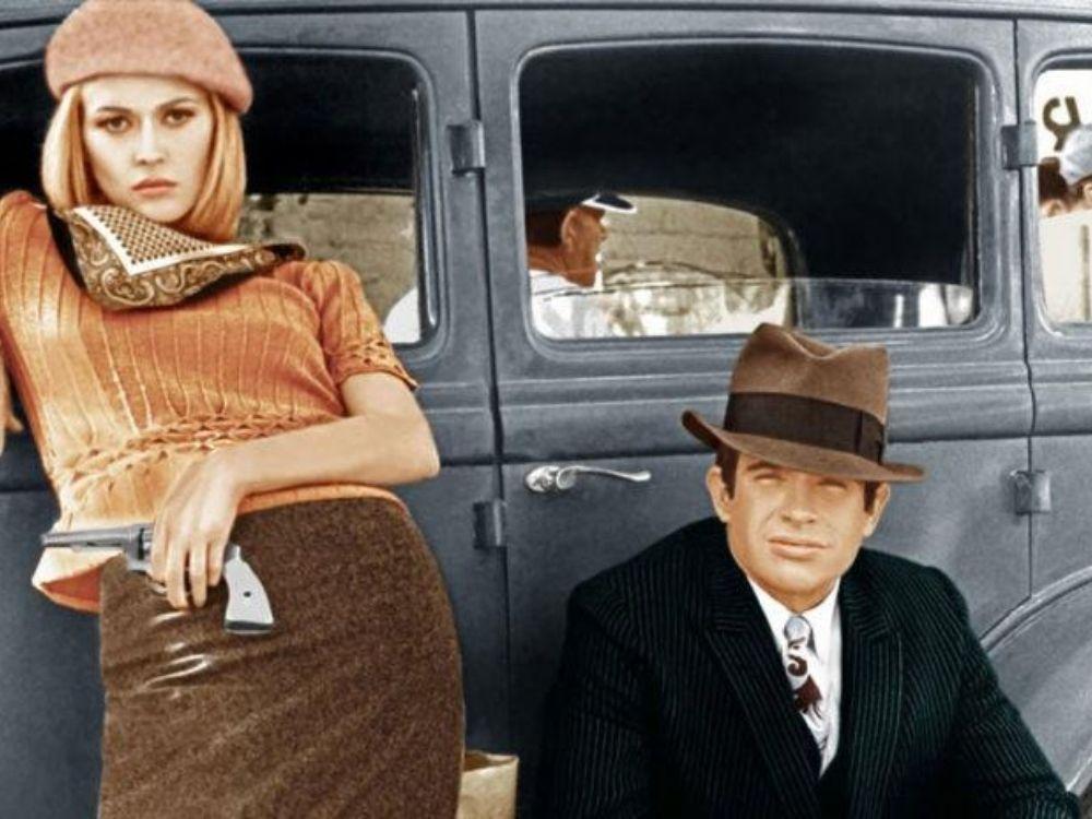 Bonnie i Clyde - najsławniejsza gangsterska para
