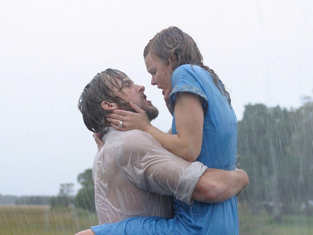 Najlepsze filmy romantyczne - przygotujcie sobie chusteczki na seans