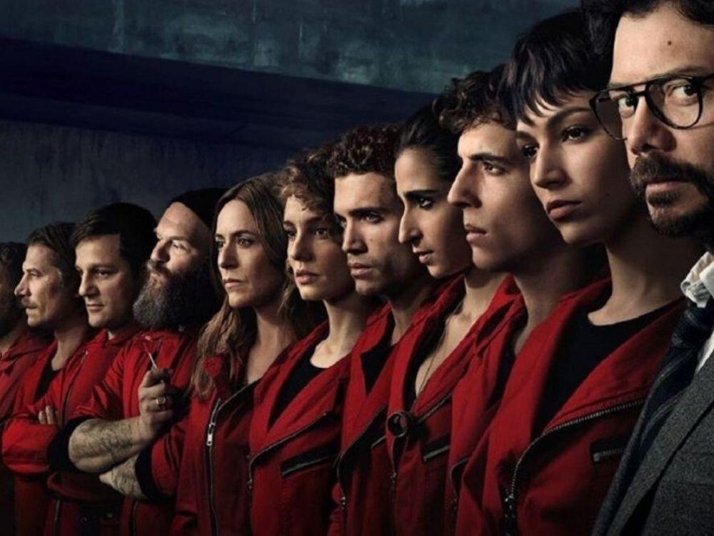 """4. sezon """"Dom z papieru"""" - kiedy premiera? Czy będzie 5. sezon serialu?"""