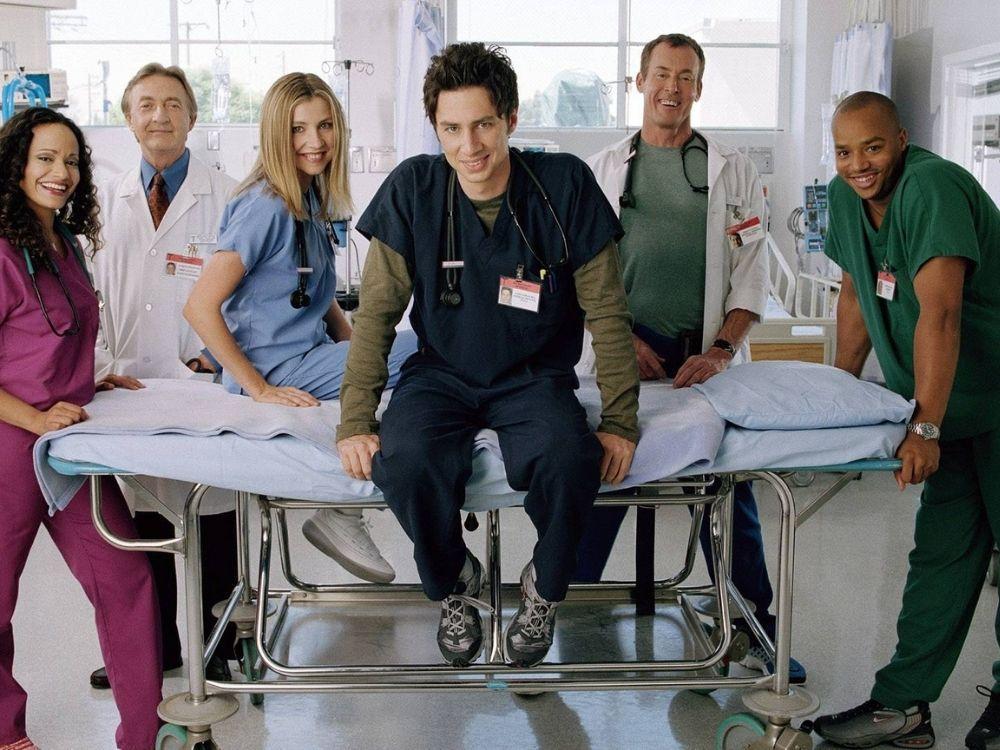 Hoży doktorzy - komedia w szpitalu
