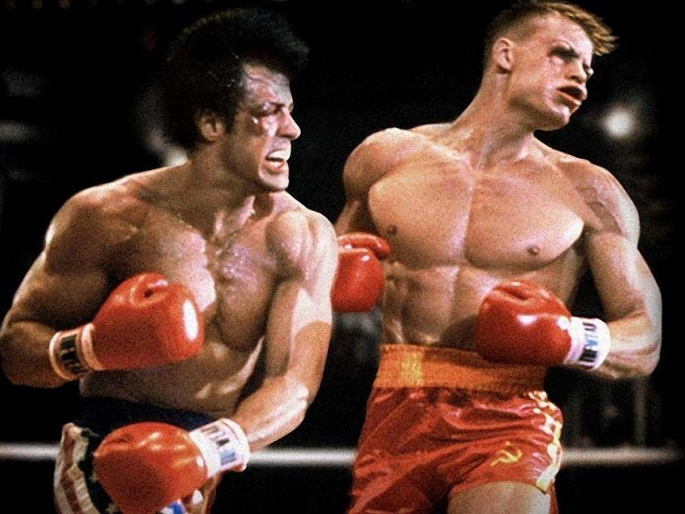 Rocky 4 (1985) online   Obsada, fabuła, zwiastun
