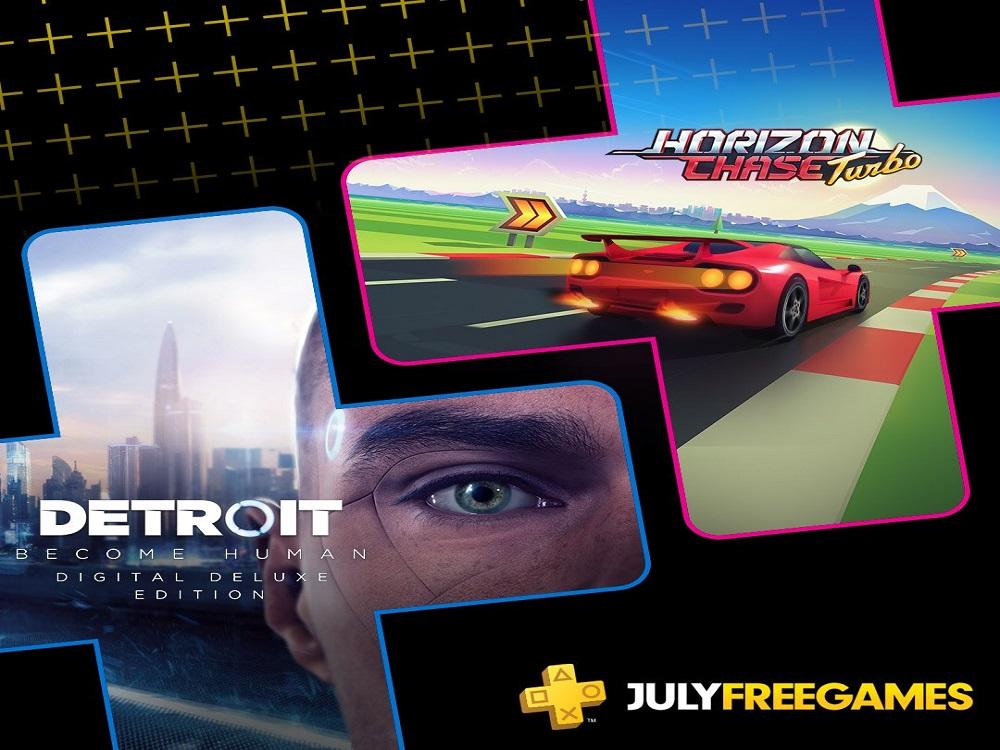 Gry lipca w PlayStation Plus