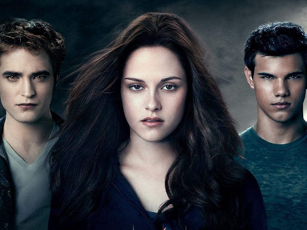 Saga Zmierzch: Zaćmienie - wampiry i wilkołaki