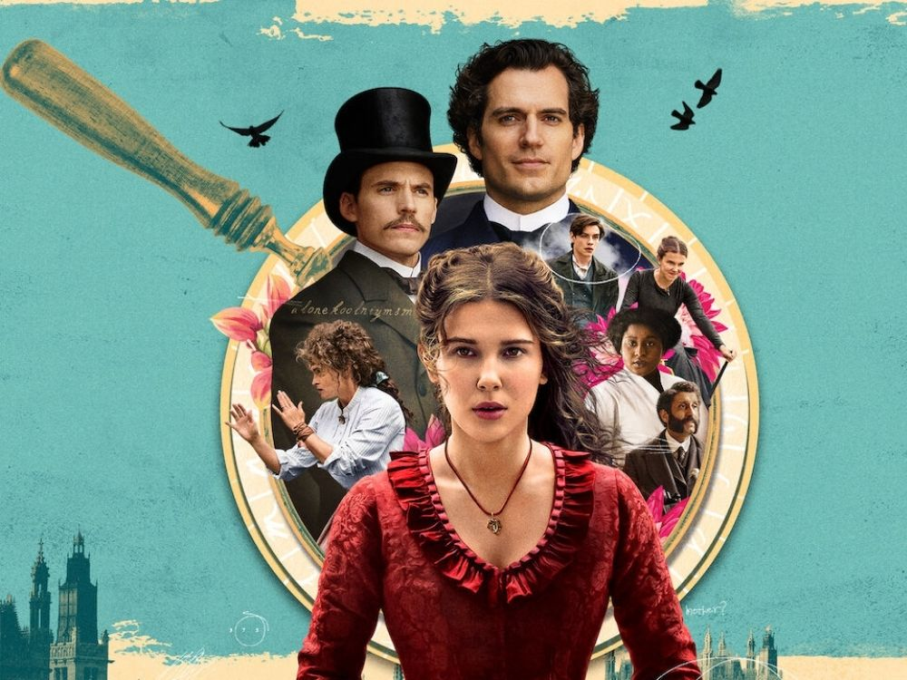 Enola Holmes online   Obsada, fabuła, opis filmu, zwiastun   Gdzie oglądać?