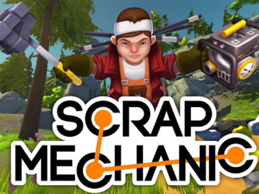 Scrap Mechanic – wymagania sprzętowe i kody