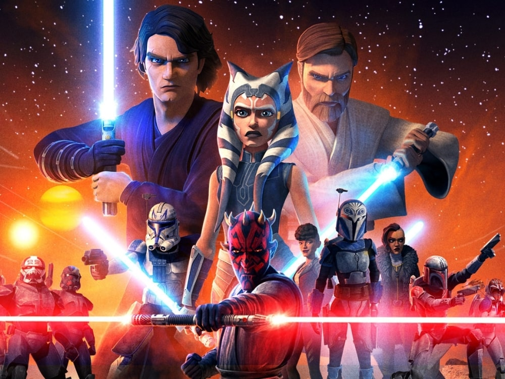 Gwiezdne wojny: Wojny klonów (2008) online - opis serialu, obsada, zwiastun. Gdzie oglądać?