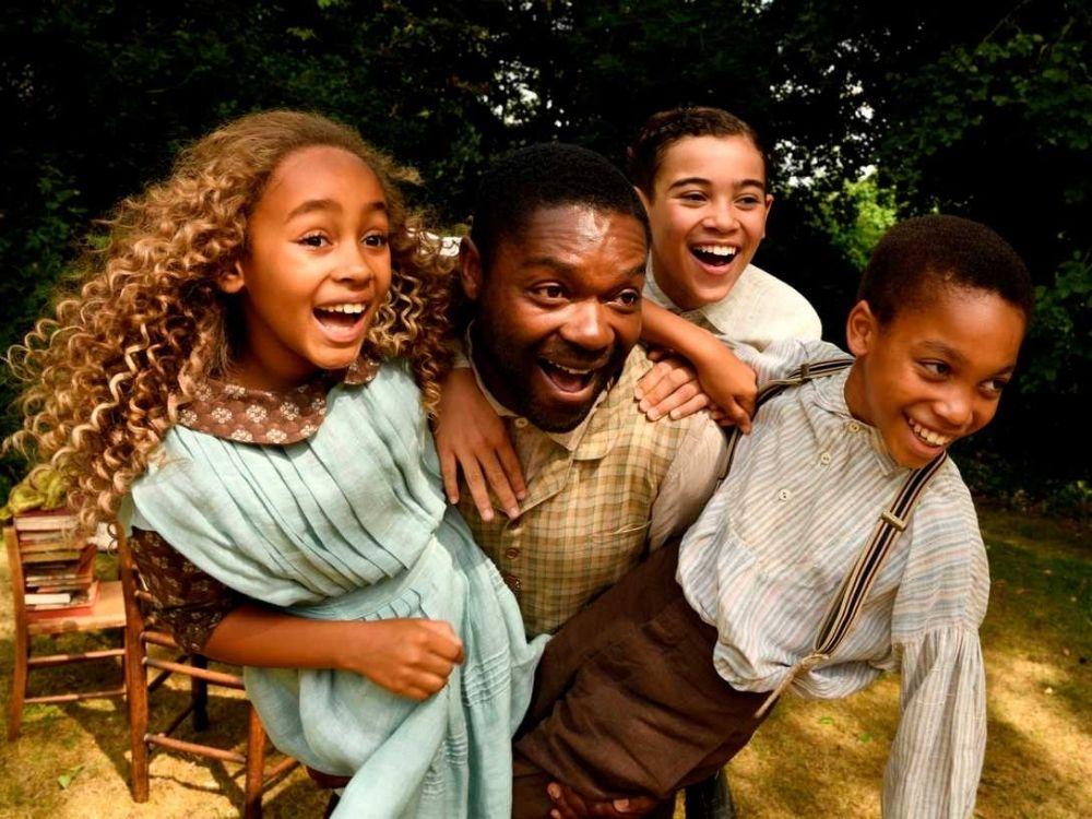 Piotruś Pan i Alicja w Krainie Czarów - niesamowita podróż