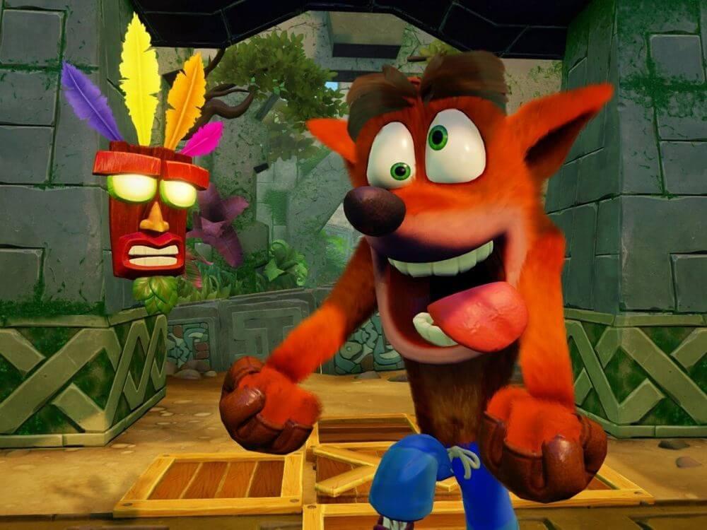 Crash Bandicoot N. Sane Trilogy- wymagania sprzętowe