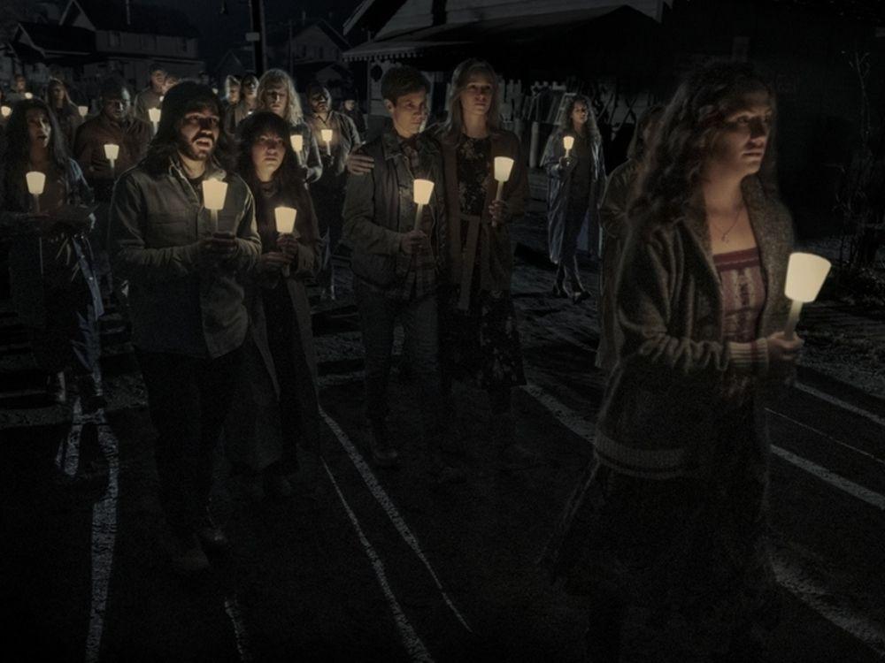 Midnight Mass - zwiastun nowego serialu twórcy Nawiedzonego domu