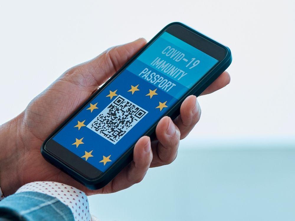 Unijny Certyfikat COVID w aplikacji mObywatel