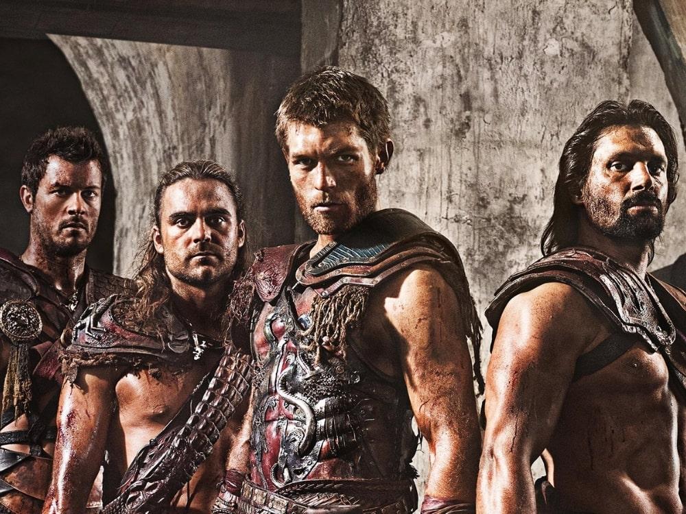 Spartakus: Wojna potępionych (2013) online - opis serialu, obsada, zwiastun. Gdzie oglądać?
