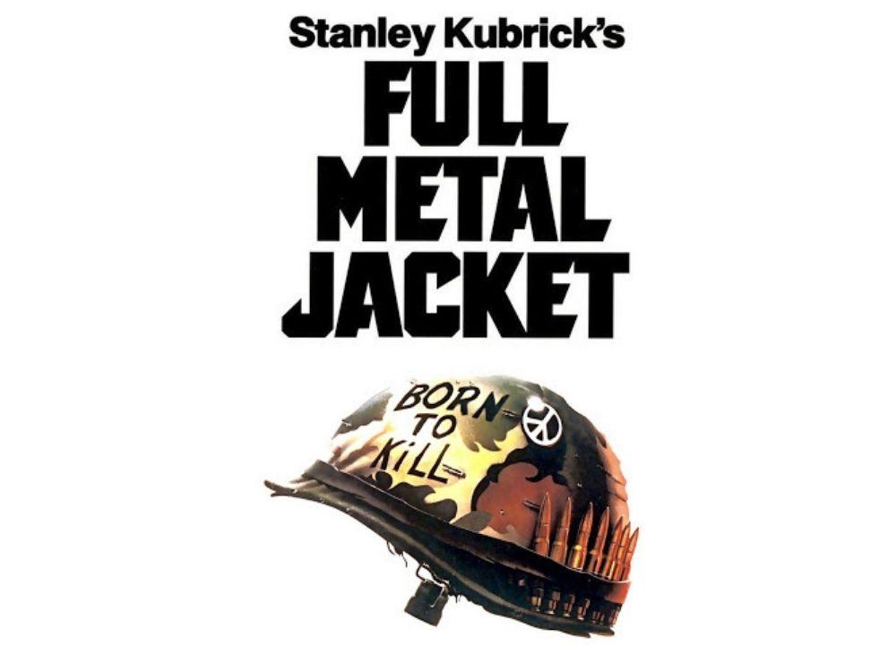 Pełny magazynek - Full metal jacket - klasyka wojennego kina