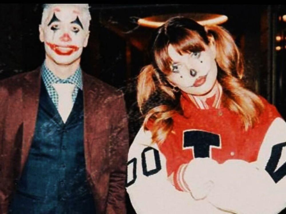 Lewandowskim się oberwało za przebranie na Halloween. Internauci oburzeni