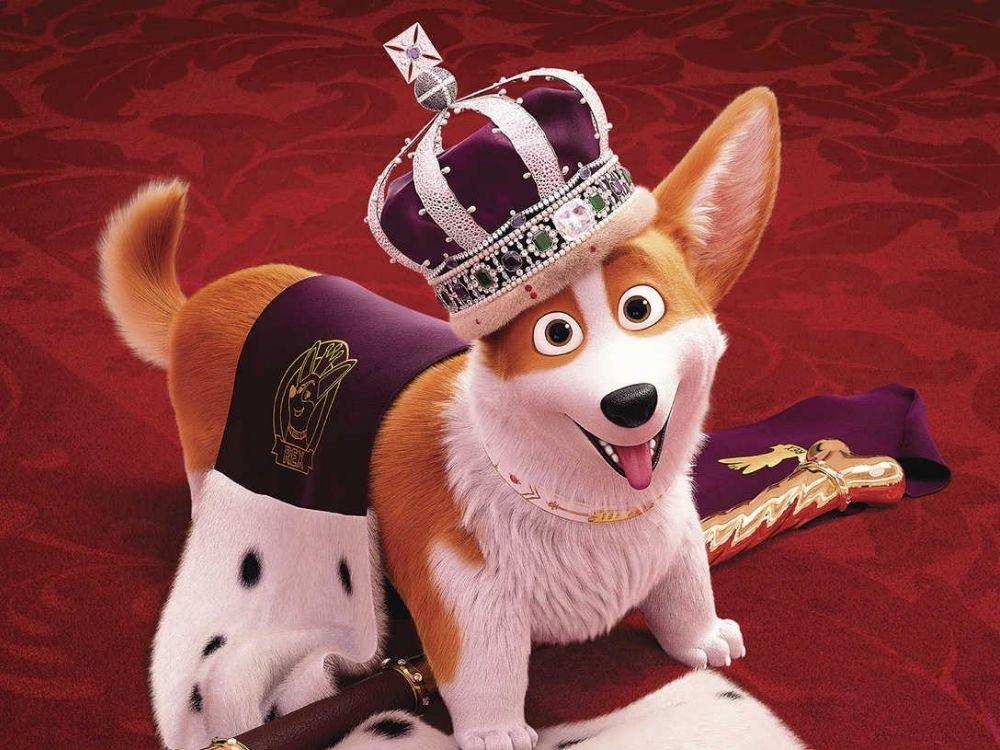 Corgi, psiak królowej (2019) online - opis filmu. Gdzie oglądać?