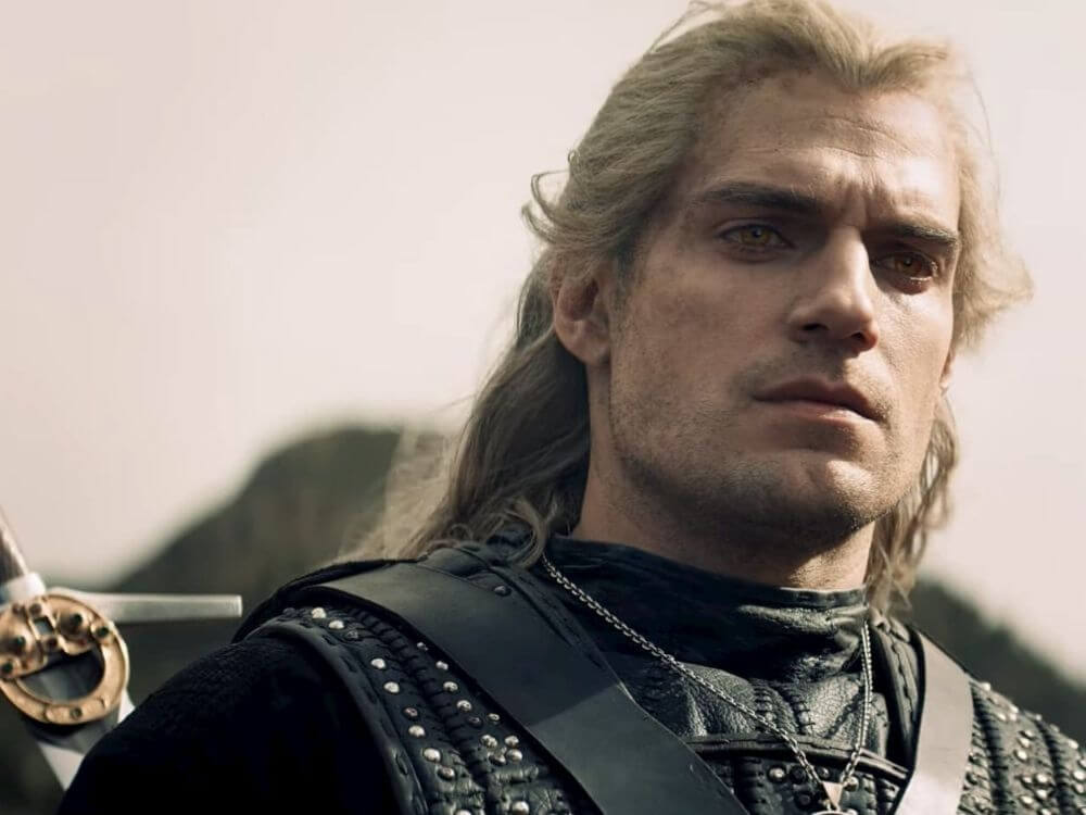 Henry Cavill jako Geralt już niedługo na Netflxie