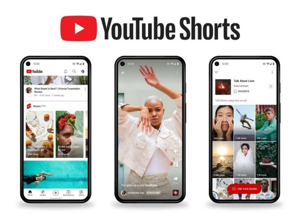 YouTube Shorts – usługa oficjalnie w Polsce