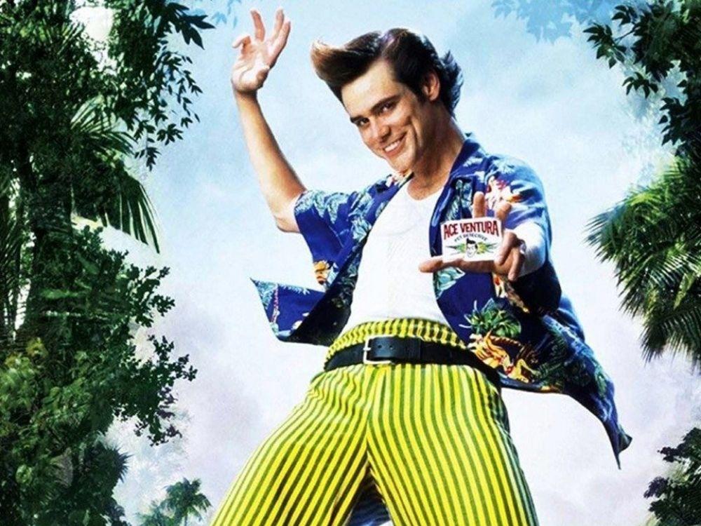 Ace Ventura: Zew natury - odzyskać święte zwierzę