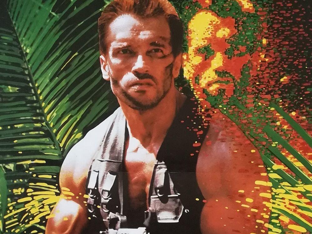 Predator (1987) - bądź myśliwym lub ofiarą