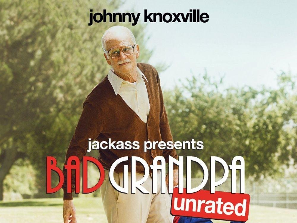 Jackass: Bezwstydny dziadek – różnica pokoleń i kłopoty