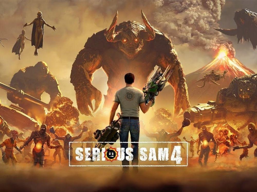 Serious Sam 4 – wymagania sprzętowe