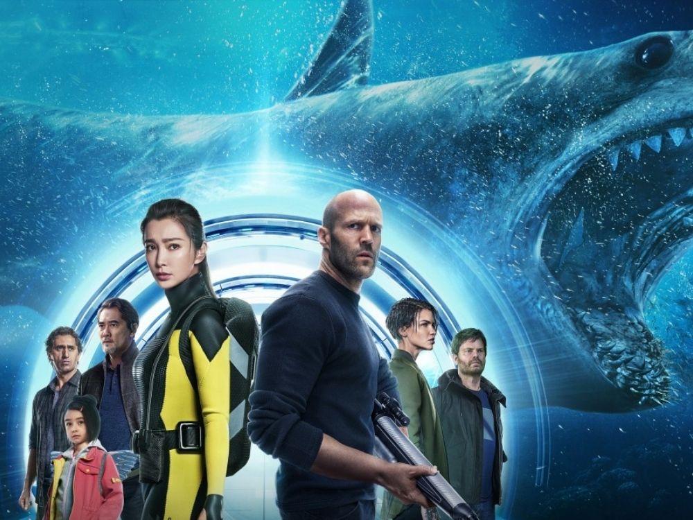 The Meg - ogromny rekin atakuje