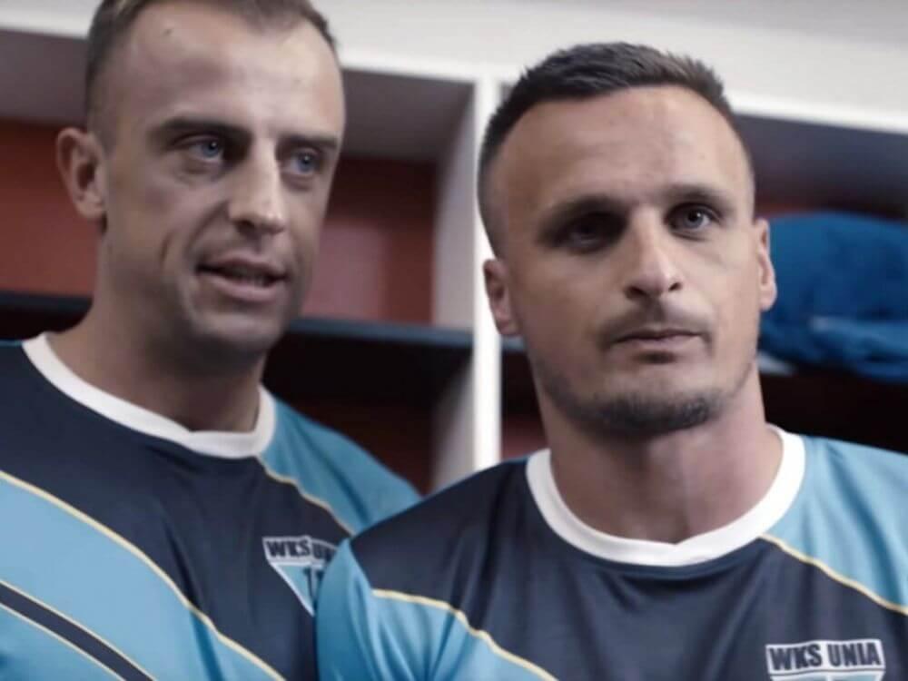 Znani piłkarze w nowym filmie Patryka Vegi [WIDEO]