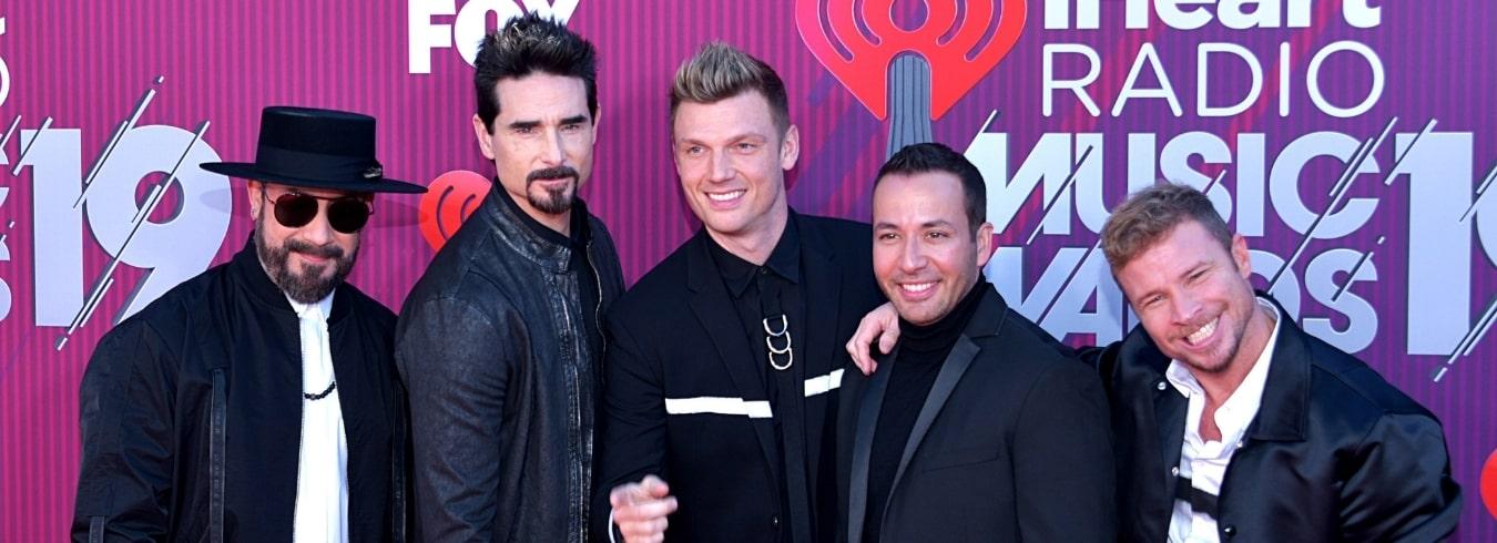 Backstreet Boys – wykonawcy głośnego przeboju Everybody. Historia, członkowie, utwory, płyty, nagrody, Instagram
