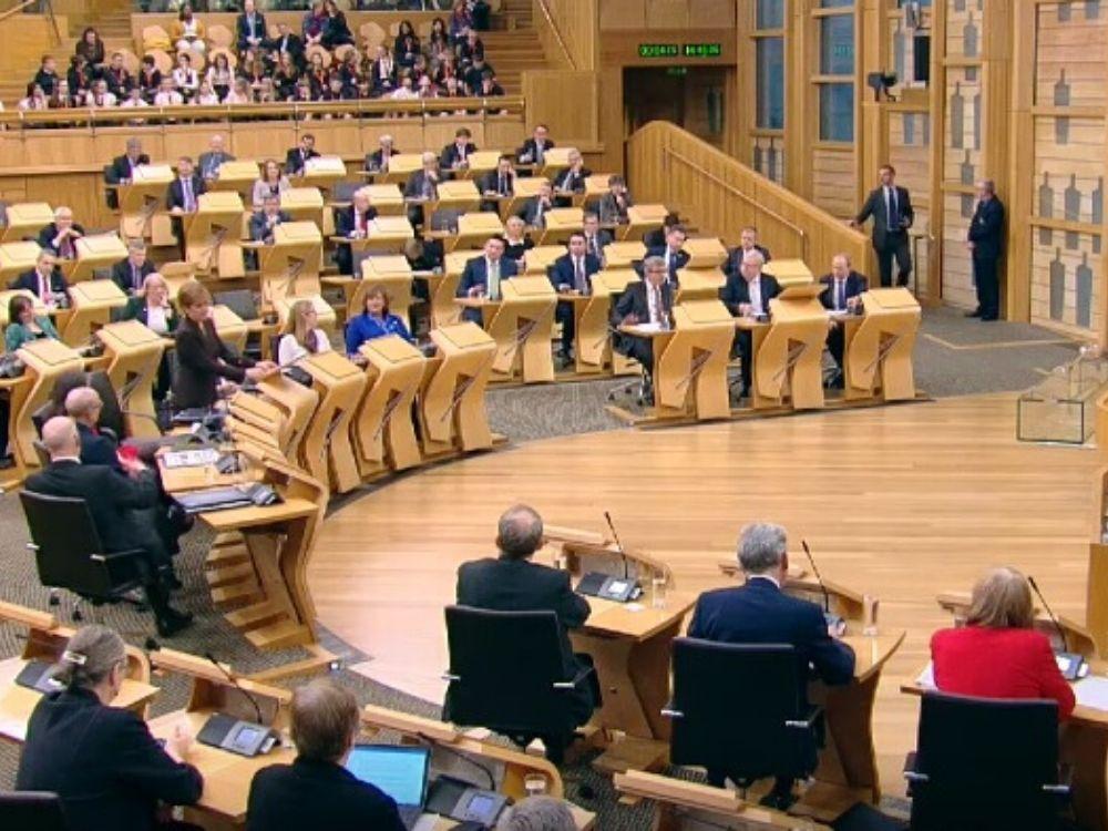 Szkocki parlament opowiedział się za przeprowadzeniem nowego referendum niepodległościowego