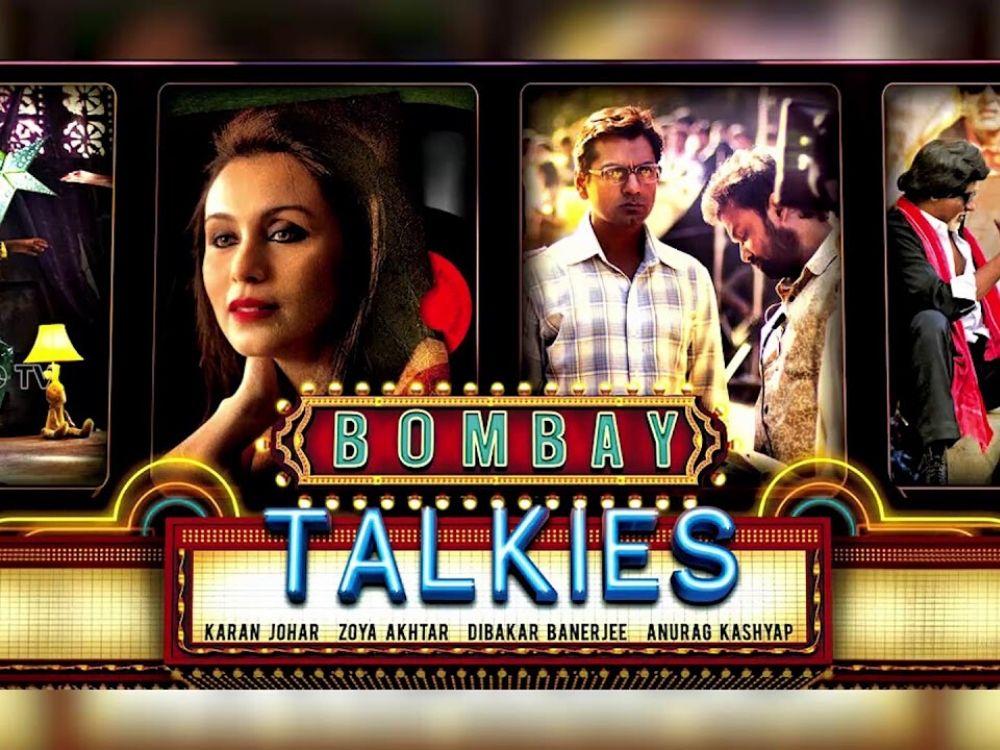 Bombay Talkies – filmowe opowieści z Indii