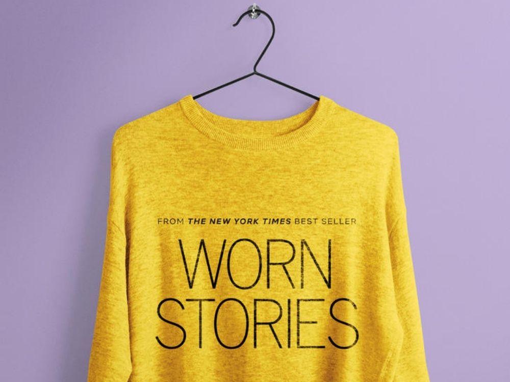 Znoszone historie - opowieści zamknięte w ubraniach