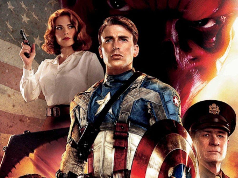 Kapitan Ameryka: pierwsze starcie - tajny eksperyment