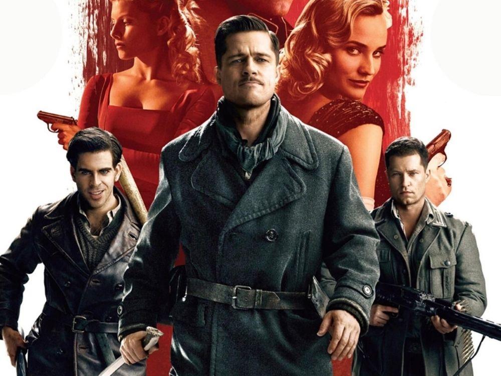 Bękarty wojny - planowany zamach na Hitlera