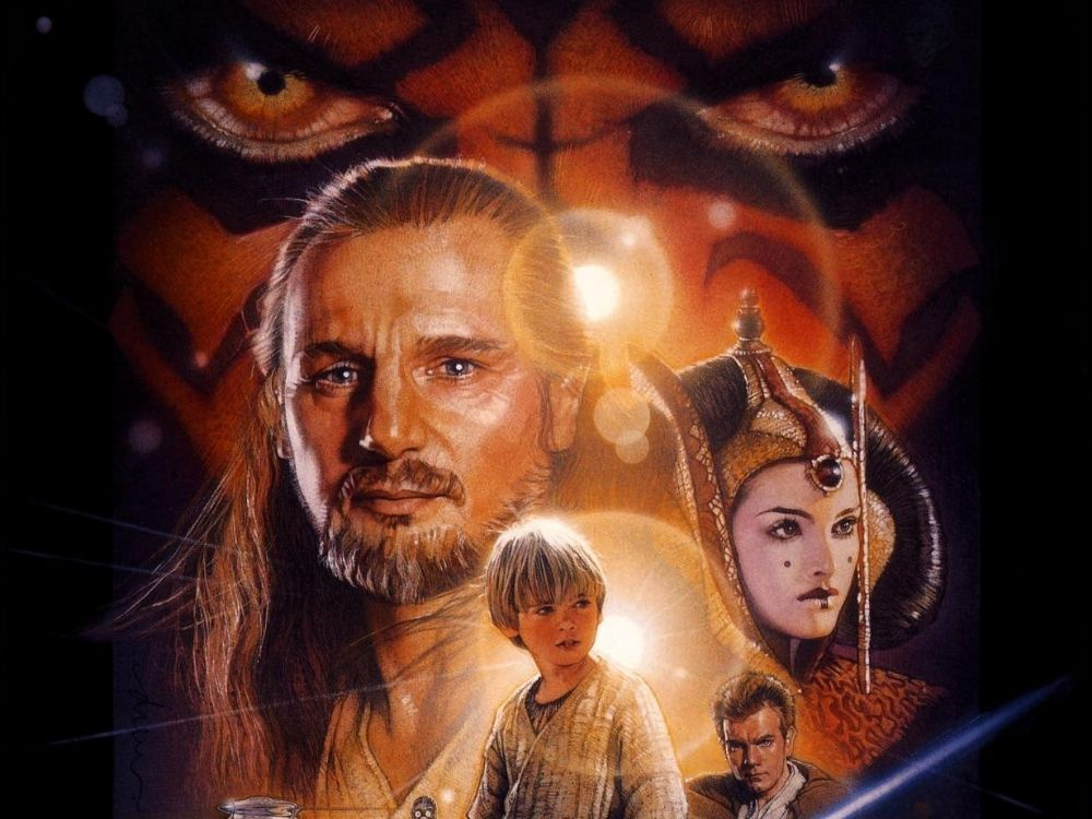 Gwiezdne Wojny: Część I - Mroczne widmo - ocalić Naboo