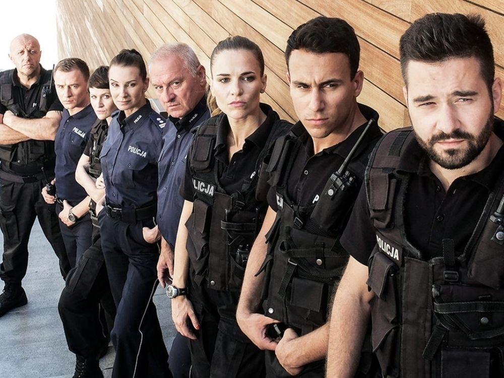 Policjantki i policjanci - życie funkcjonariuszy