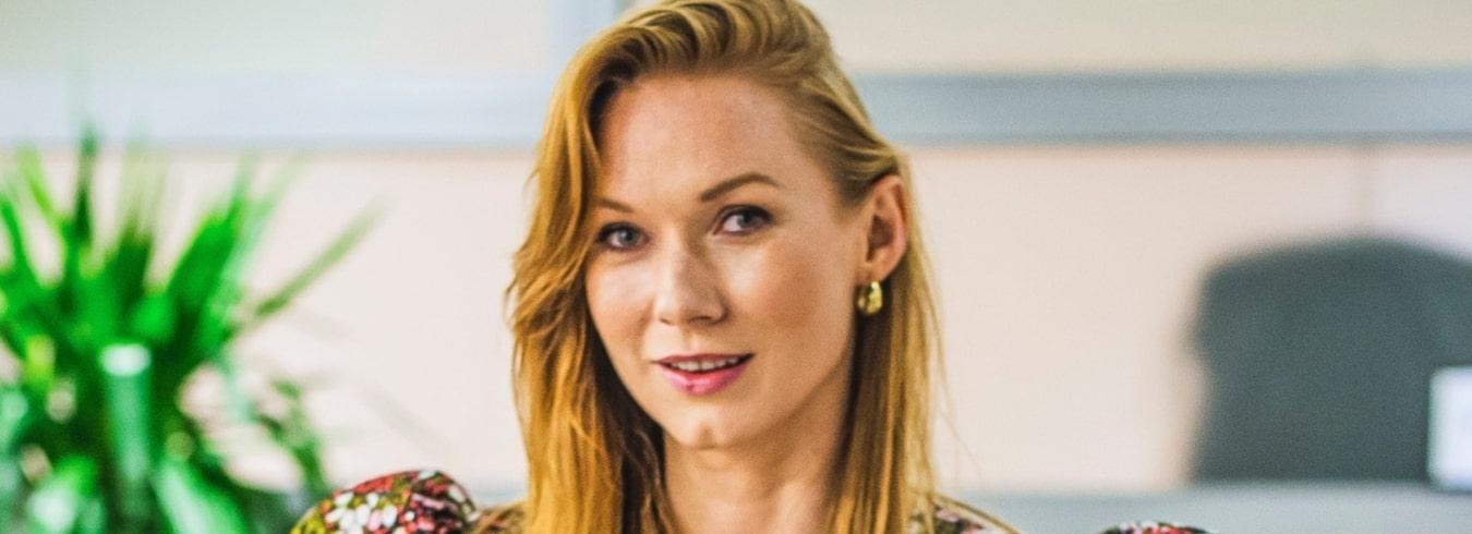 Katarzyna Dąbrowska – gwiazda serialu Na dobre i na złe. Wiek, wzrost, waga, Instagram, kariera, mąż